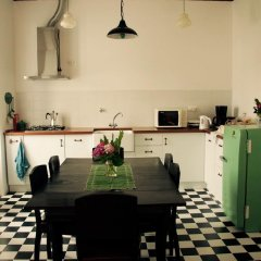 Отель Azores vintage bed & breakfast питание