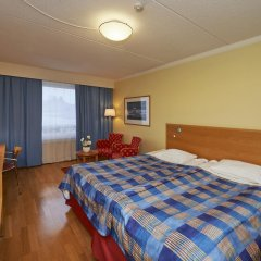 Отель Scandic Lappeenranta City Лаппеэнранта комната для гостей фото 5