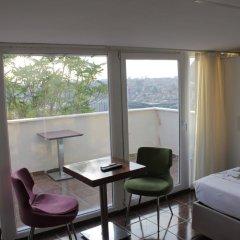 Отель Pera Sultan Suit Апартаменты с различными типами кроватей фото 3
