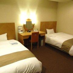 Отель Chisun Inn Kamata Япония, Токио - отзывы, цены и фото номеров - забронировать отель Chisun Inn Kamata онлайн комната для гостей фото 5