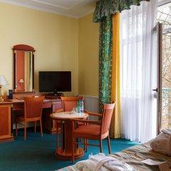 Villa Savoy Spa Park Hotel 4* Стандартный номер с различными типами кроватей фото 5