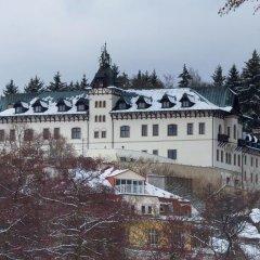 Отель Chateau Monty Spa Resort Чехия, Марианске-Лазне - отзывы, цены и фото номеров - забронировать отель Chateau Monty Spa Resort онлайн балкон