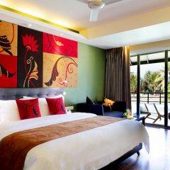 Отель Centara Ceysands Resort & Spa Sri Lanka 5* Улучшенный номер с различными типами кроватей