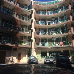 Отель Briz Beach Aparthotel Болгария, Солнечный берег - отзывы, цены и фото номеров - забронировать отель Briz Beach Aparthotel онлайн парковка