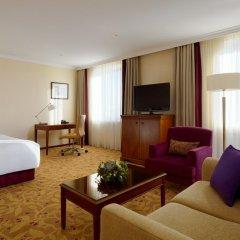 Гостиница Марриотт Москва Ройал Аврора 5* Улучшенный номер с разными типами кроватей фото 5