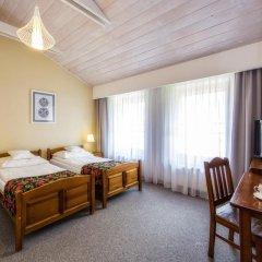Отель Rezydencja Sienkiewiczówka комната для гостей фото 5