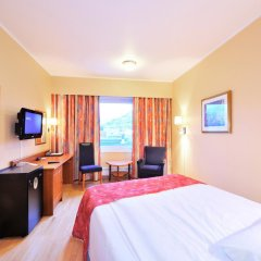 Отель Scandic Grand Tromsø 3* Стандартный номер с различными типами кроватей фото 4