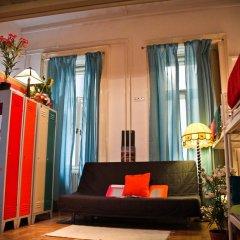 Hostel Budapest Center Стандартный номер с различными типами кроватей фото 13