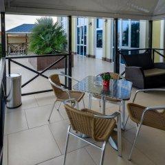 Гостиница Эдэран балкон