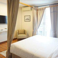 Отель Ratchadamnoen Residence 3* Стандартный номер с двуспальной кроватью фото 15
