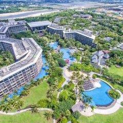 Отель DoubleTree Resort by Hilton Sanya Haitang Bay бассейн фото 2
