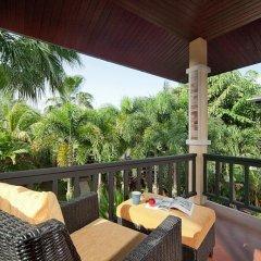 Отель BangTao Tara Villa One балкон