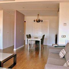 Отель Luxury Muntaner Plaza Барселона комната для гостей фото 4
