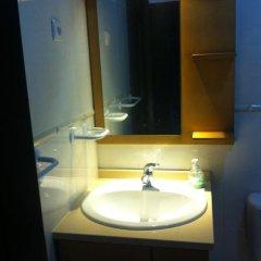 Отель Apartamentos Nautilus Португалия, Виламура - отзывы, цены и фото номеров - забронировать отель Apartamentos Nautilus онлайн ванная