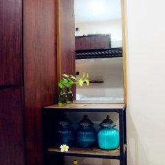 Dengba Hostel Phuket Кровать в общем номере с двухъярусной кроватью фото 8