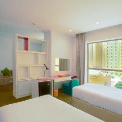 Ramada Hotel & Suites by Wyndham JBR 4* Номер Делюкс с двуспальной кроватью фото 8