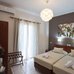 Epidavros Hotel 2* Стандартный номер с разными типами кроватей фото 4