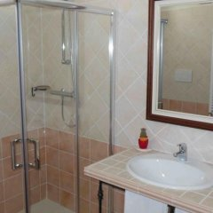 Отель Al Pic de Corone Палаццоло-делло-Стелла ванная фото 2