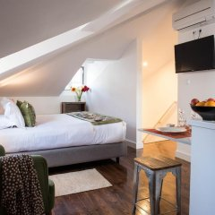 Отель Casa do Jasmim by Shiadu Португалия, Лиссабон - отзывы, цены и фото номеров - забронировать отель Casa do Jasmim by Shiadu онлайн комната для гостей фото 4