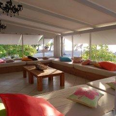 Отель Fafarua Ile Privée Private Island Французская Полинезия, Тикехау - отзывы, цены и фото номеров - забронировать отель Fafarua Ile Privée Private Island онлайн бассейн