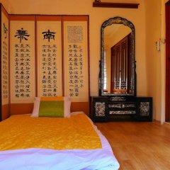 Отель Hanok Guesthouse 201 Южная Корея, Сеул - отзывы, цены и фото номеров - забронировать отель Hanok Guesthouse 201 онлайн фитнесс-зал