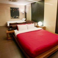 Tria Hotel 3* Представительский номер с 2 отдельными кроватями фото 4