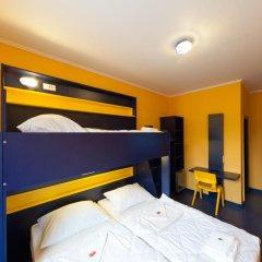 Отель Bedn Budget Cityhostel Hannover Стандартный номер с различными типами кроватей фото 3