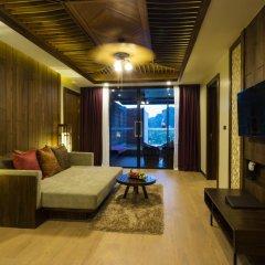 Отель Ao Nang Phu Pi Maan Resort & Spa 4* Люкс с различными типами кроватей фото 8