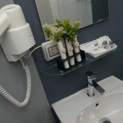 Отель My Bed Ratchada Бангкок ванная