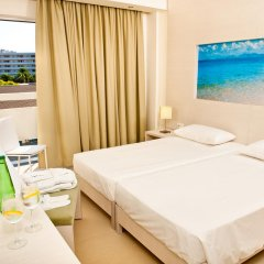Lindos White Hotel & Suites 4* Стандартный номер с различными типами кроватей фото 2