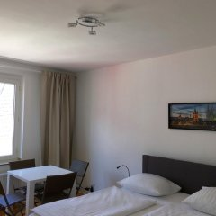 Апартаменты Old Town Apartments Cologne Кёльн комната для гостей фото 4