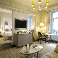 Отель Fairmont Le Montreux Palace 5* Люкс с различными типами кроватей фото 3