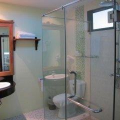 Отель Kata Garden Resort 3* Улучшенный номер с двуспальной кроватью фото 7