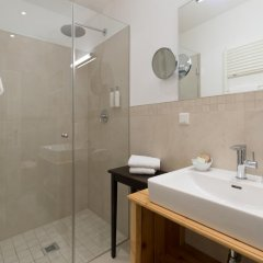 Отель Amadeus Австрия, Зальцбург - отзывы, цены и фото номеров - забронировать отель Amadeus онлайн ванная