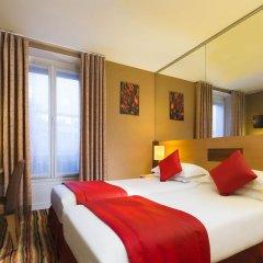 Hotel Pavillon Bastille 3* Стандартный номер с различными типами кроватей фото 2