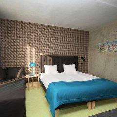 KURSHI Hotel & SPA 3* Стандартный номер с различными типами кроватей фото 5