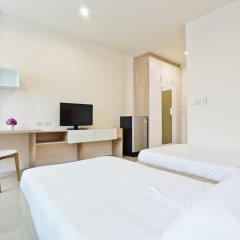 Отель Rangh Place Стандартный номер с различными типами кроватей фото 3