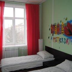 Хостел Европа Номер с общей ванной комнатой с различными типами кроватей (общая ванная комната) фото 20