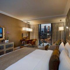 Отель Marina Bay Sands 5* Номер Премьер с различными типами кроватей фото 3
