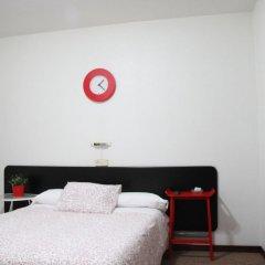 Отель Pension Las Rias Стандартный номер с различными типами кроватей
