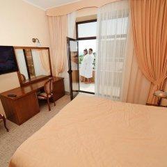 Гостиница Барракуда Большой Геленджик комната для гостей фото 5