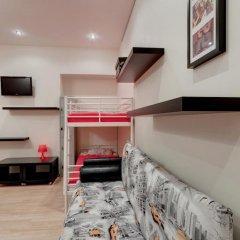 Хостел Мини-Мани на Крылова Кровать в общем номере с двухъярусной кроватью фото 12