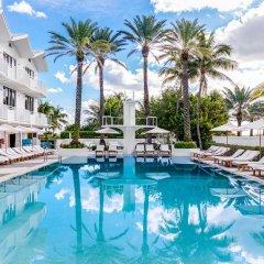 Отель Shelborne South Beach бассейн фото 2