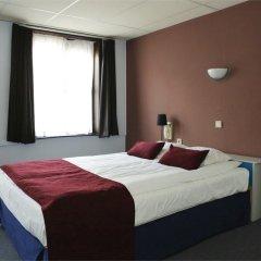 Отель Montovani Брюгге комната для гостей фото 5