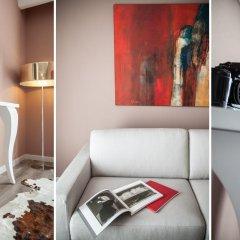 Hotel Da Vinci 4* Люкс с различными типами кроватей фото 9