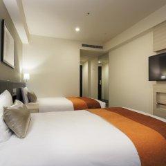 Mitsui Garden Hotel Shiodome Italia-gai 3* Номер Moderate с 2 отдельными кроватями фото 2