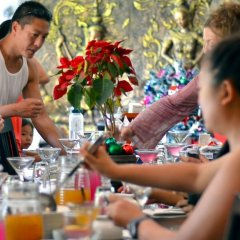Отель PHUKET CLEANSE - Fitness & Health Retreat in Thailand питание фото 2
