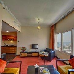 Rayan Hotel Corniche 2* Люкс повышенной комфортности с различными типами кроватей фото 7