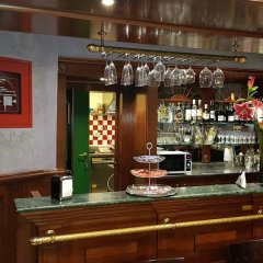 Hotel Virgilio гостиничный бар