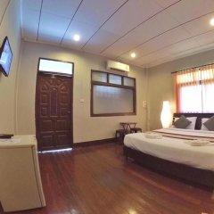 Отель Marina Hut Guest House - Klong Nin Beach 2* Стандартный номер с различными типами кроватей фото 13